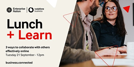 business.connected: 3 ways to collaborate with others effectively online tickets