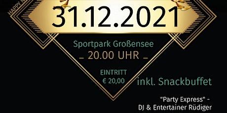 Silvester im Sportpark Großensee Tickets