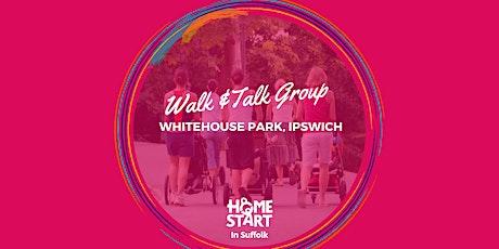 Home-Start in Suffolk : Walk & Talk Group : Whitehouse Park tickets