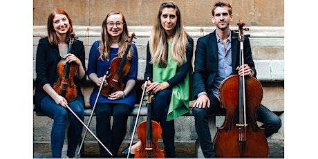 Milngavie Music Club - Consone Quartet tickets