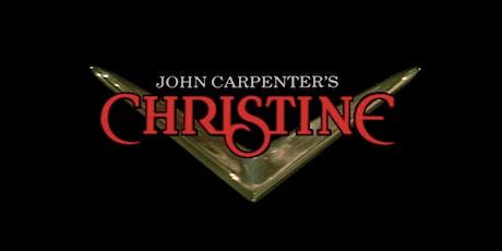 Christine (1983) tickets