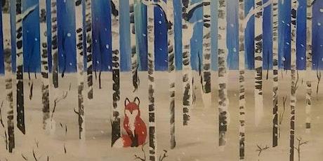 11/12/2021 Instant Masterpiece Painting Evening  - Porton (SP4 0LB) tickets