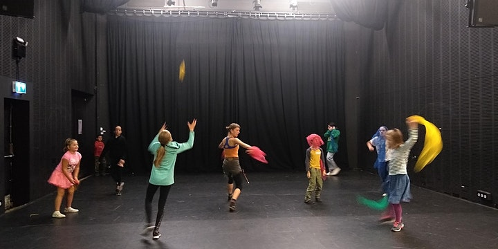 Saturday Arts and Dance (Ages 5-12) image