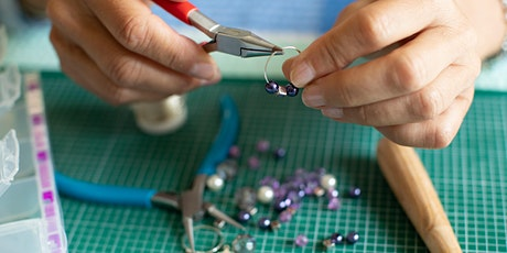 Recycled Earrings Workshop with Pivot tickets