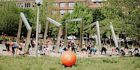 barre3 in the Park tickets
