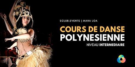 Danse Polynésienne | Cours Débutant / Intermédiaire billets