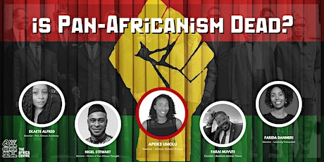 Is Pan Africanism Dead? tickets