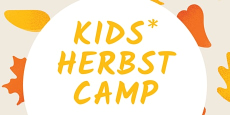 Herbstcamps 2021 tickets
