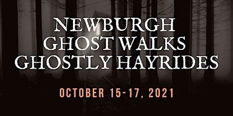 2021 Newburgh Ghost Walks - Ghostly Hayrides tickets