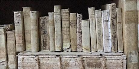 Caccia ai libri antichi al monastero! biglietti