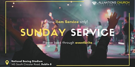 All Nations Church Morning Service tickets