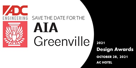 AIA-Greenville Design Awards tickets