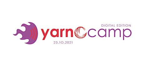 Virtuelles Yarncamp 2021 Tickets