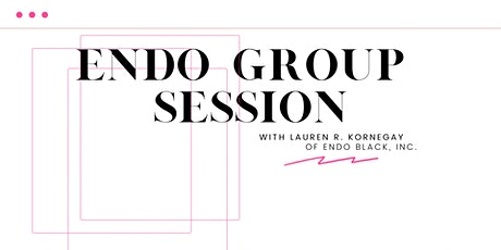 Endo Group Session tickets