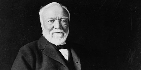 Andrew Carnegie: The Man Who Funded Libraries for Dublin's 'Toiling Masses' tickets