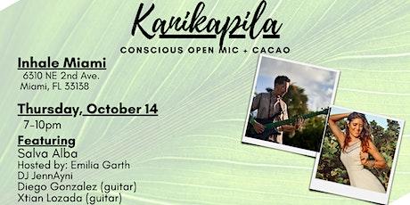 Kanikapila Conscious Open Mic + Cacao tickets