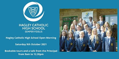 Hagley Catholic High School Open Morning tickets
