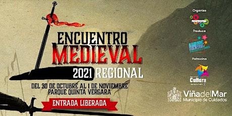 Encuentro Regional Medieval 2021 tickets