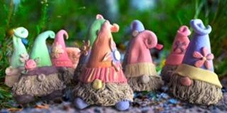 Make and Paint Gnomes @ Maxline Brewing! tickets