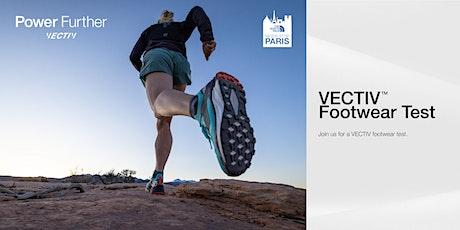 Never Stop Paris - Trail Run Vectiv - Jeudi 7oct billets
