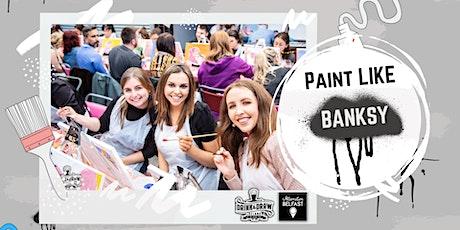 Paint Like Banksy (Drink & Draw Ireland / Alternative Belfast) tickets