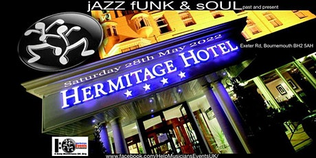 JAZZ FUNK&SOUL NIGHT OUT IN BOURNEMOUTH tickets