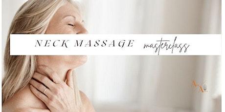 Start Morning Routine With Neck Massage Masterclass tickets