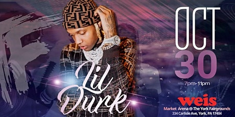 Lil Durk and Friends tickets