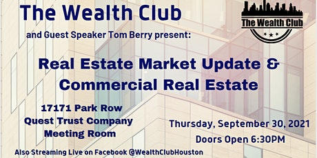 September Wealth Club Meeting tickets