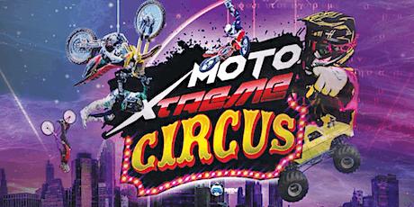 Moto X-Treame Circus | San Angelo, TX tickets