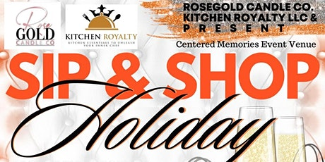 Sip & Shop SoFlo  - Holiday Pop Up Shop tickets