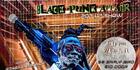 BLACK PUNK AFFAIR 9/18 tickets