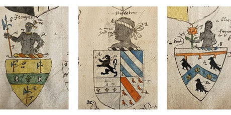 Considering the Image of the African in British Heraldry tickets