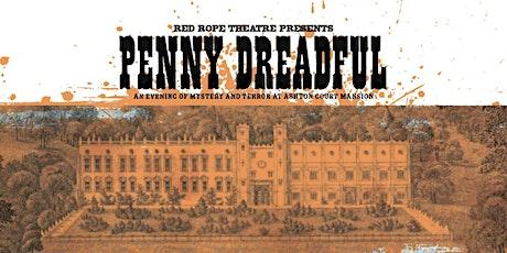 The Sensational Penny Dreadful tickets