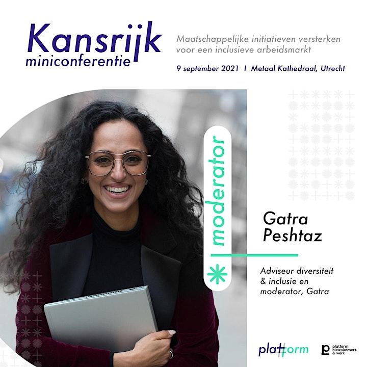 Afbeelding van Kansrijk: Maatschappelijke initiatieven voor een inclusieve arbeidsmarkt