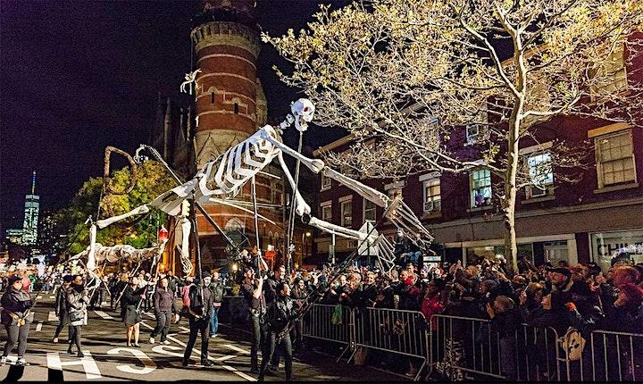 New York's 48th Annual Village Halloween Parade image