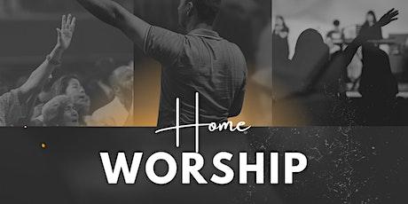 Home Worship ingressos