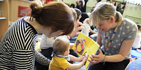 Toddler Tales at Breightmet Library tickets