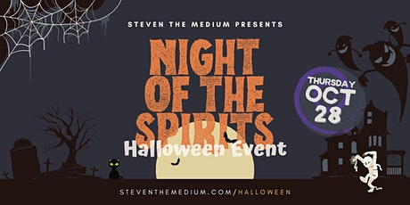Night of the Spirits Halloween Event tickets