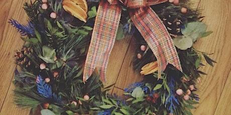 Travelling Wreath Workshop tickets