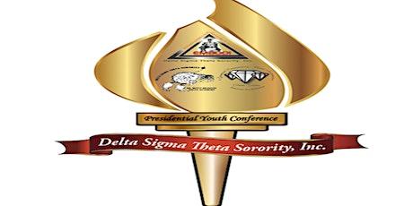 Delta Sigma Theta Sorority, Inc. Local Presidential Youth Conference (SAV) tickets