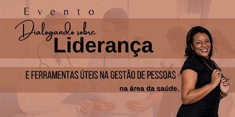 Jornada de Liderança e Gerenciamento de Equipes em saúde bilhetes