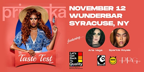 Priyanka: The Taste Test Tour Live at Wunderbar! tickets