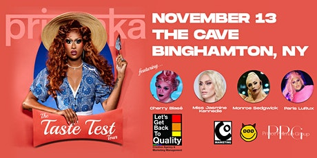Priyanka: The Taste Test Tour  Live at the Cave! tickets