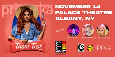 Priyanka: The Taste Test Tour Live at the  Palace! tickets