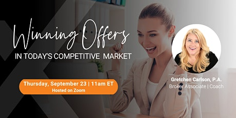 Winning Offers in Today's Competitive Market tickets