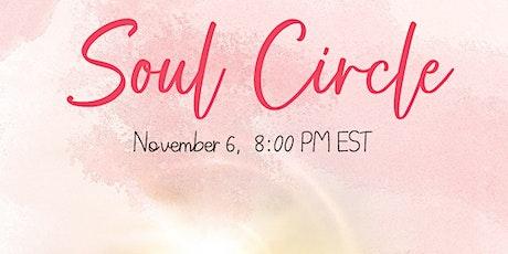 Soul Circle November⭕ tickets