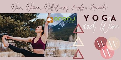 Airdrie: Ladies Wine & Yoga Night tickets