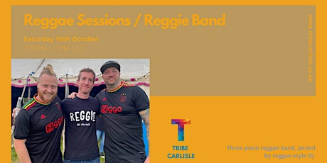 Reggae Sessions with Reggie Band tickets