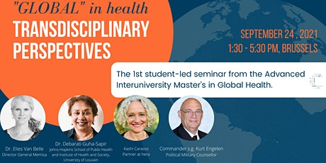 """""""Global"""" in Health: Transdisciplinary Perspectives billets"""